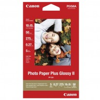 Хартия Canon Plus Glossy II PP-201, A4, 20 л.