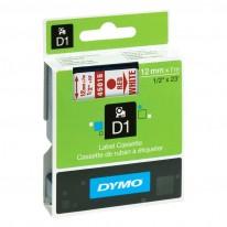 Етикети Dymo, 12 мм x 7 м, хартиени