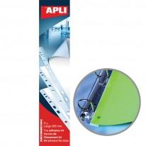 Самозалепваща лента с перфорация Apli, дължина 295 мм, 10 бр./оп
