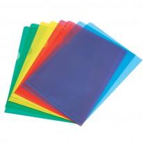 Папка L-образен джоб цветна Durable 2337