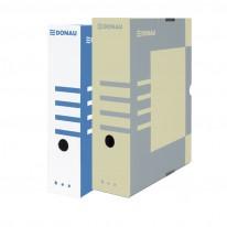 Архивна кутия Donau, бял или кафяв, 339 х 297 х 80 мм.