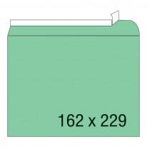 Плик с лепило, C5, 162 х 229 мм, къса/дълга страна