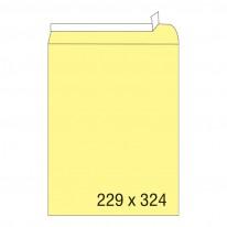 Плик, СЗЛ, C4, 229 х 324 мм, къса/дълга страна