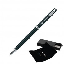 Химикалка Parker Sonnet Matt Black, Slim