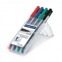 К-т маркери Staedtler CP 310, за CD/DVD, перманентен