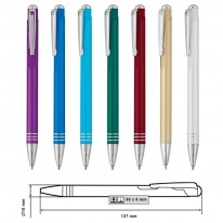 Метална химикалка MP-7126