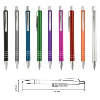 Метална химикалка MP-7034