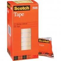 Лепяща лента Scotch 508, 19 мм х 33 м
