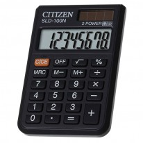 Калкулатор Citizen SLD 100 N, 8 разряден