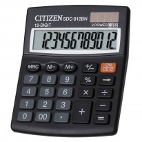 Калкулатор Citizen SDC 812N, 12 разряден