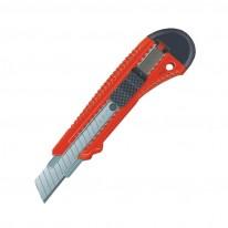 Макетен нож с метален водач Ark 378, 18 мм
