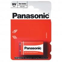 Батерия Panasonic 6F22, 9V