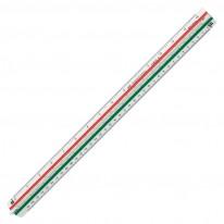 Мащабна линия Faber-Castell, тип В, 35 см