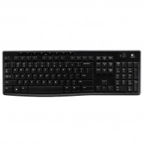 Мултимедийна безжична клавиатура Logitech K270