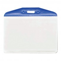 Бадж джоб Mapi, PVC, хоризонтален, цветен връх, 86 х 54 мм