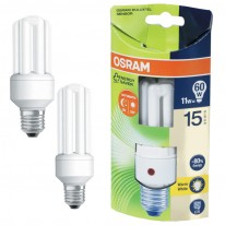 Крушка енергоспестяваща OSRAM, DVALUETWIST 23W/827 220-240V E27