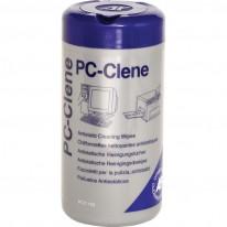 Почистващи влажни кърпи AF PCC100E, в PVC кутия