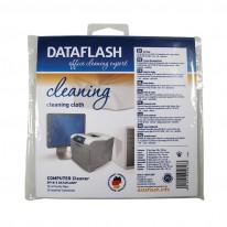 Сухи почистващи кърпи Data Flash за екрани