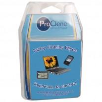 Почистващи кърпички за лаптоп ProClene SCR 010LTC
