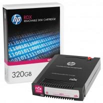 Removable disk cartridge HP Q2041A RDX, 320GB