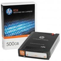 Removable disk cartridge HP Q2042A RDX, 500GB