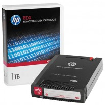 Removable disk cartridge HP Q2044A RDX, 1TB