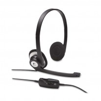 Слушалки, Logitech USB Headset H390