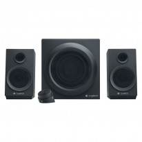Тонколони, Logitech 2.1 Speakers Z333, 40W
