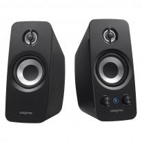 Тонколони безжични Creative T15, 2.0, 4W, Bluetooth