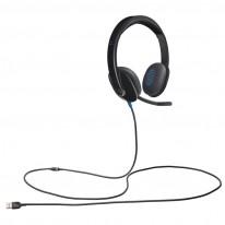 Слушалки, Logitech USB Headset H540