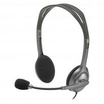 Слушалки, Logitech Stereo Headset H111