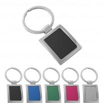 Ключодържател метален 0022, 3,0 х 3,5 см