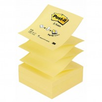 Кубче самозалепващо, Z листчета, 100 листа