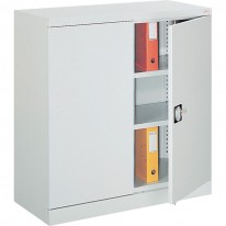 Метален офис шкаф - 80/44/105 см.