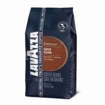 Кафе на зърна Lavazza Super Crema, 1 кг.