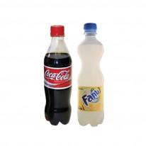 Кока-Кола/Фанта/Спрайт, 0.5 л.