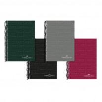 Тетрaдka Faber-Castell РР Класик, А4, широки редове, 80 листа