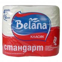 Тоалетна хартия Belana, рециклирана