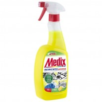 Обезмаслител Medix, с помпа, 0.750 л.