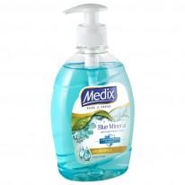Течен сапун Medix, с помпа, 400 мл.