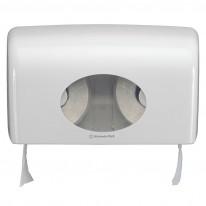 Дозатор за тоалетна хартия за малки ролки Aquqrius* twin 6992