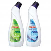 Почистващ препарат за тоалетна Bene, 0.750 л.