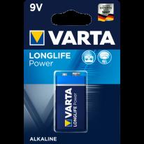 Батерия Varta Longlife Power LR22 - 9V, алкална