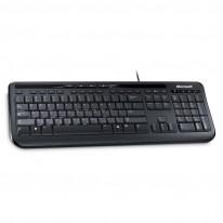 Клавиатура Microsoft 600 USB, Black